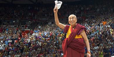 Compassion as the Pillar of World Peace – the 14th Dalai Lama