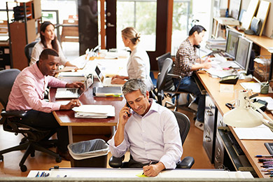 Workplace Trends: What are the professionals doing?