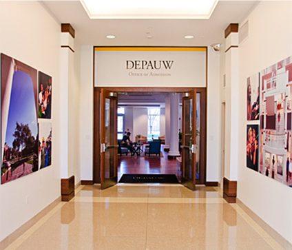DePauw University – Emison Hall