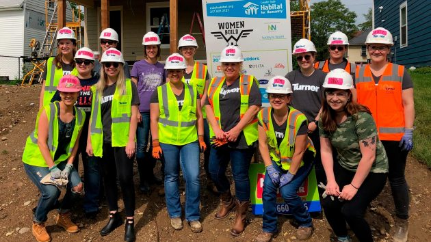 Why I Build – Habitat for Humanity's Women Build 2019