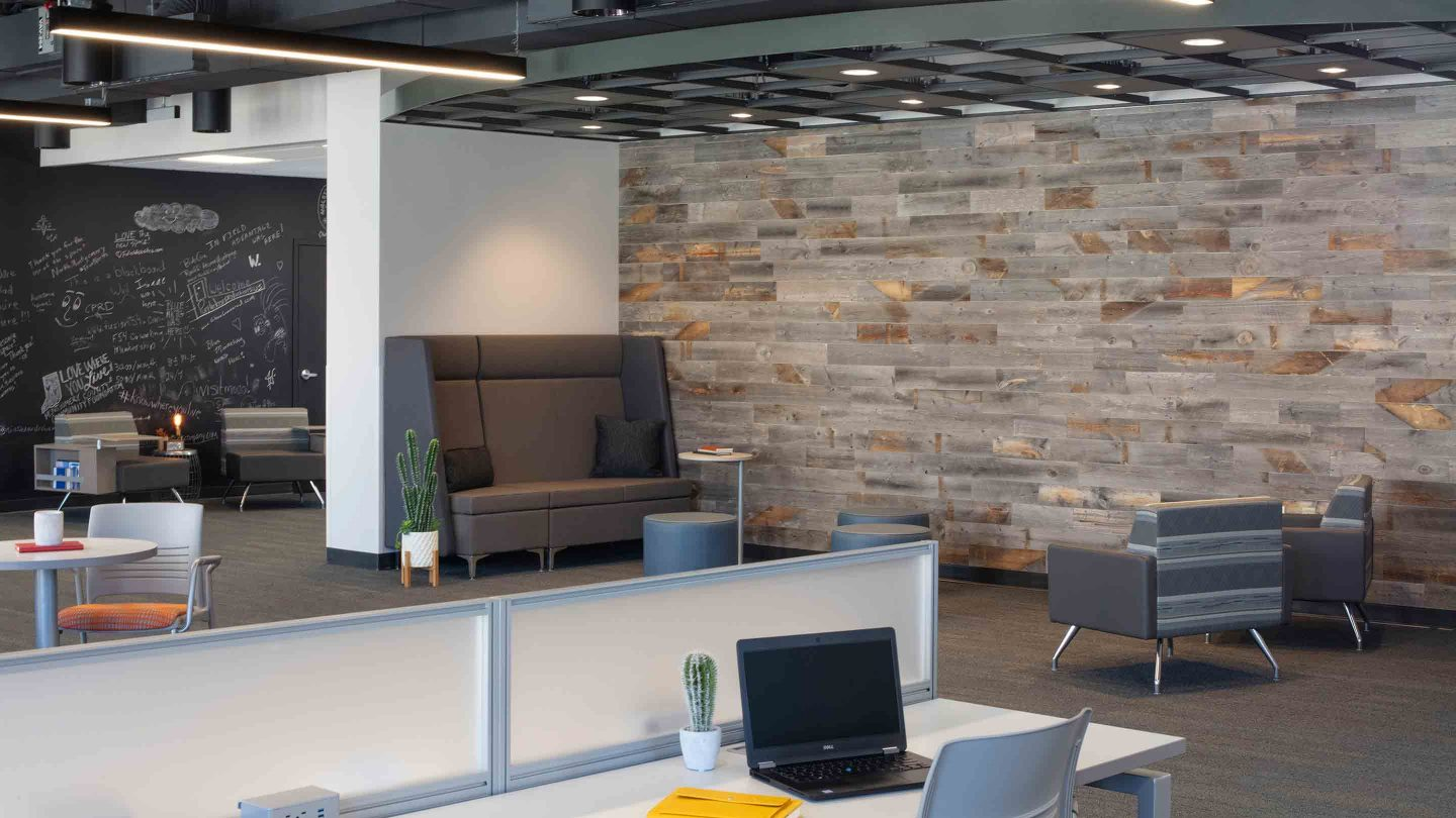 Fusion 54 Co-Working and City Office Building