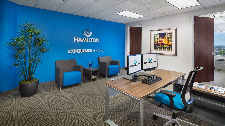 Hamilton Exhibits – Chicago Office
