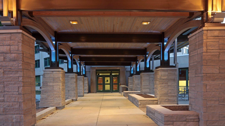 Indiana University – Briscoe Quad Residence Hall
