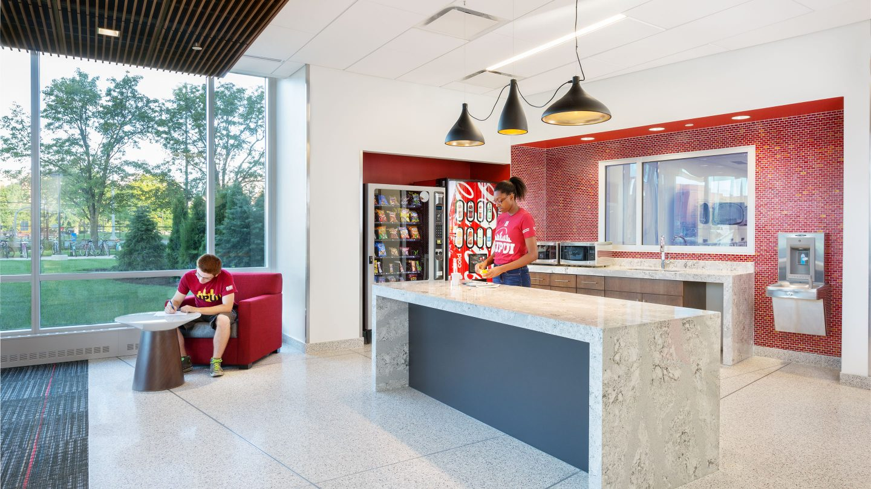 IUPUI – North Hall Housing Facility