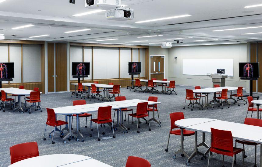 Indiana University Academic Facility – Regional Academic Health Campus